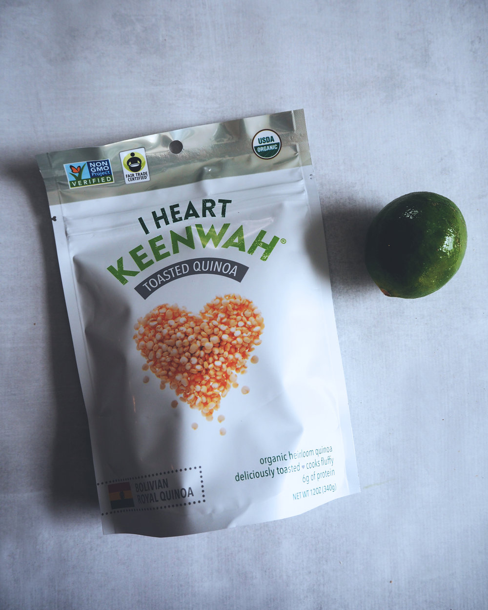 IHeartKeenwah by Whitespace and Wellness