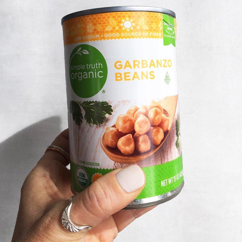 Secret vegan blondie ingredient