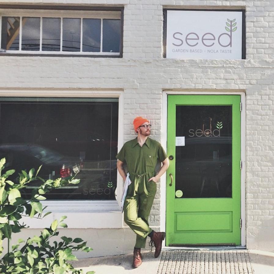 photo courtesy of Seed