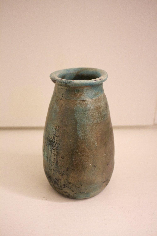 Raku Pottery | 2012