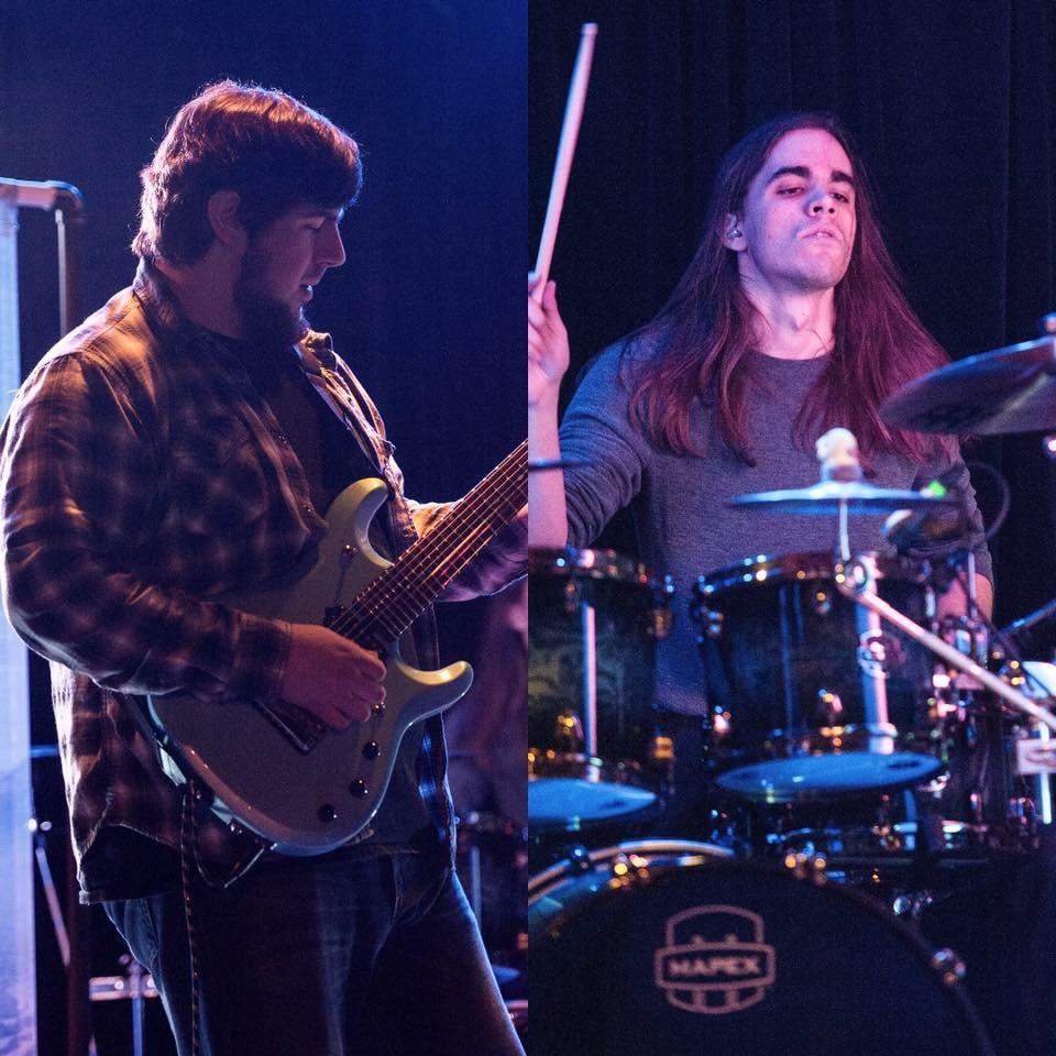 Blog twin cousins music guitarist jeffrey fisher and drummer adam sauter kristyandbryce Choice Image