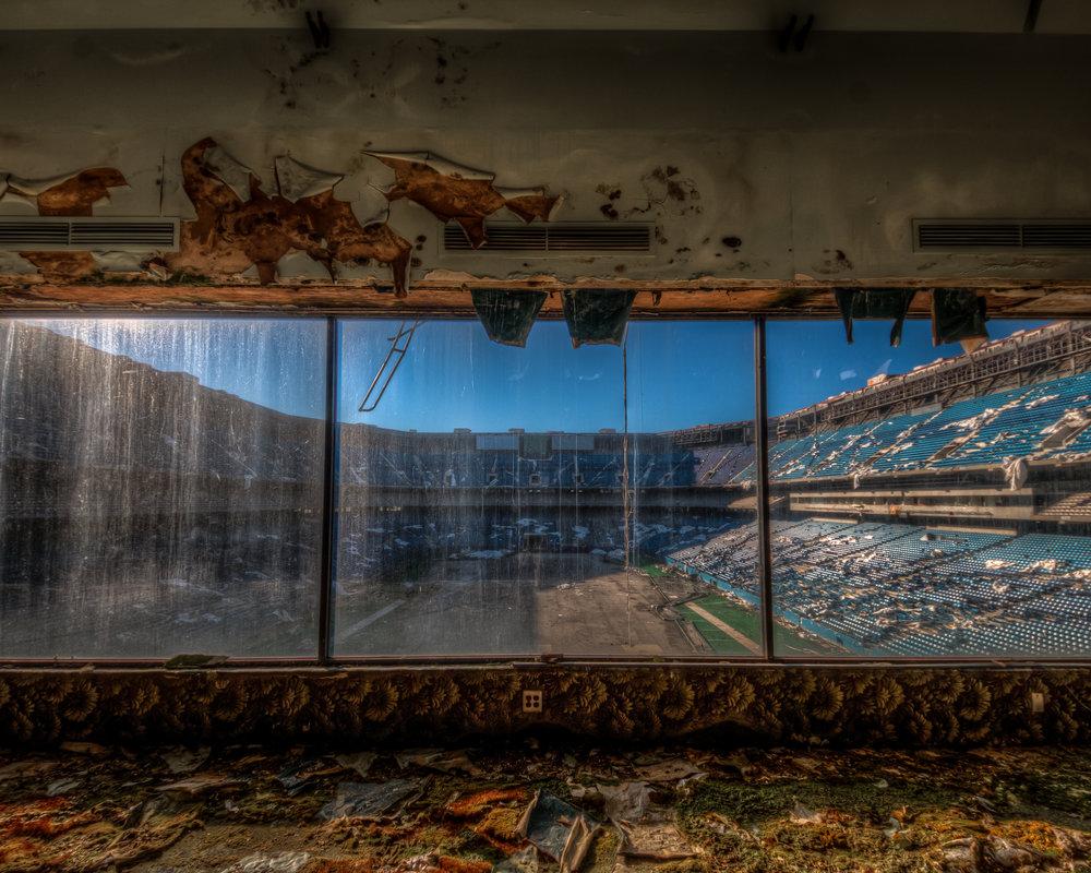 @Sloppystick - Detroit Silverdome