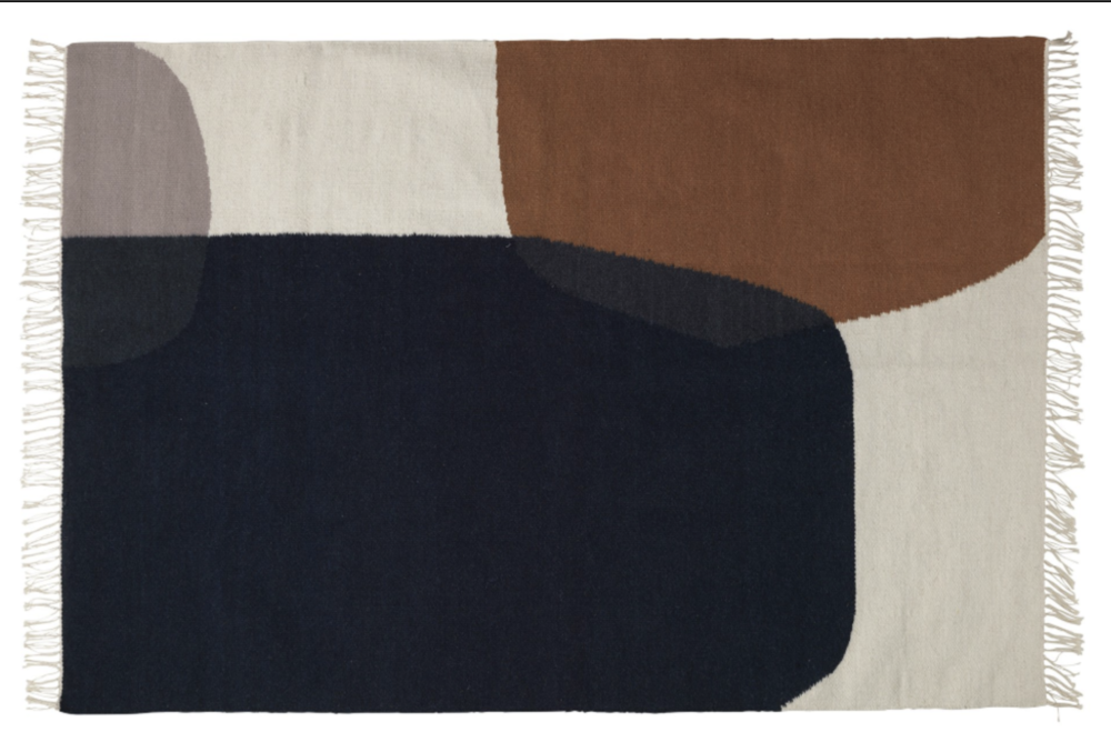 Ferm Living Kelim Rug in Merge. Ferm Living. €225. 140 x 200 cm. 3-7 days.