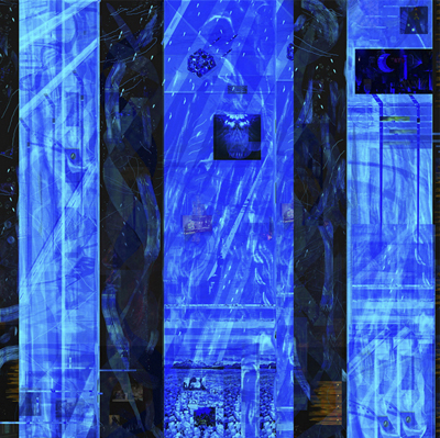 "Supergravity 13"" x 13"" Edition of 6"