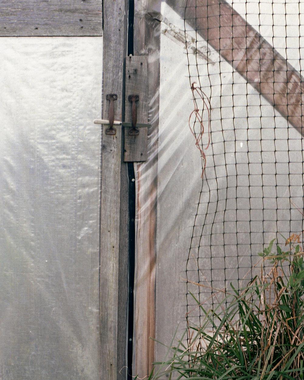 Greenhouse Closure