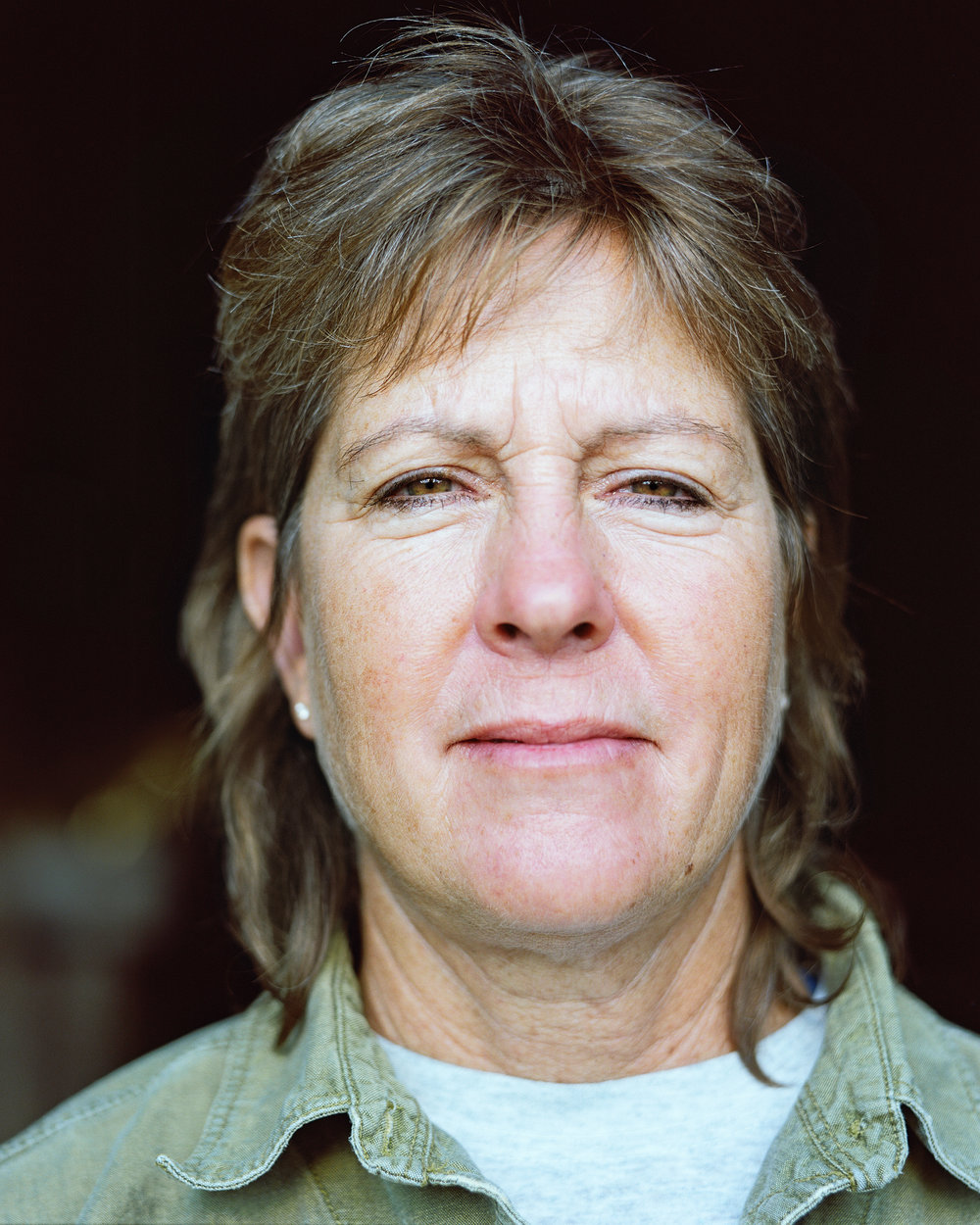 Portrait of Pam
