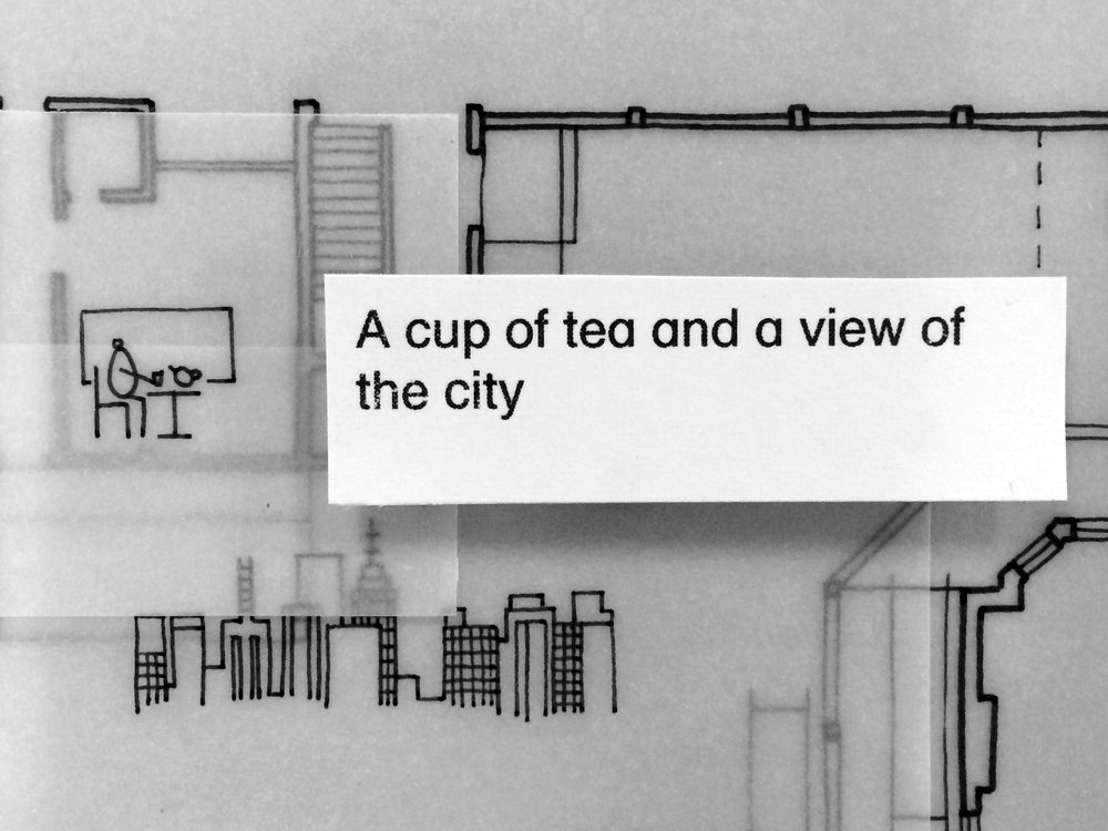 Cup of tea and a view of the city.JPG