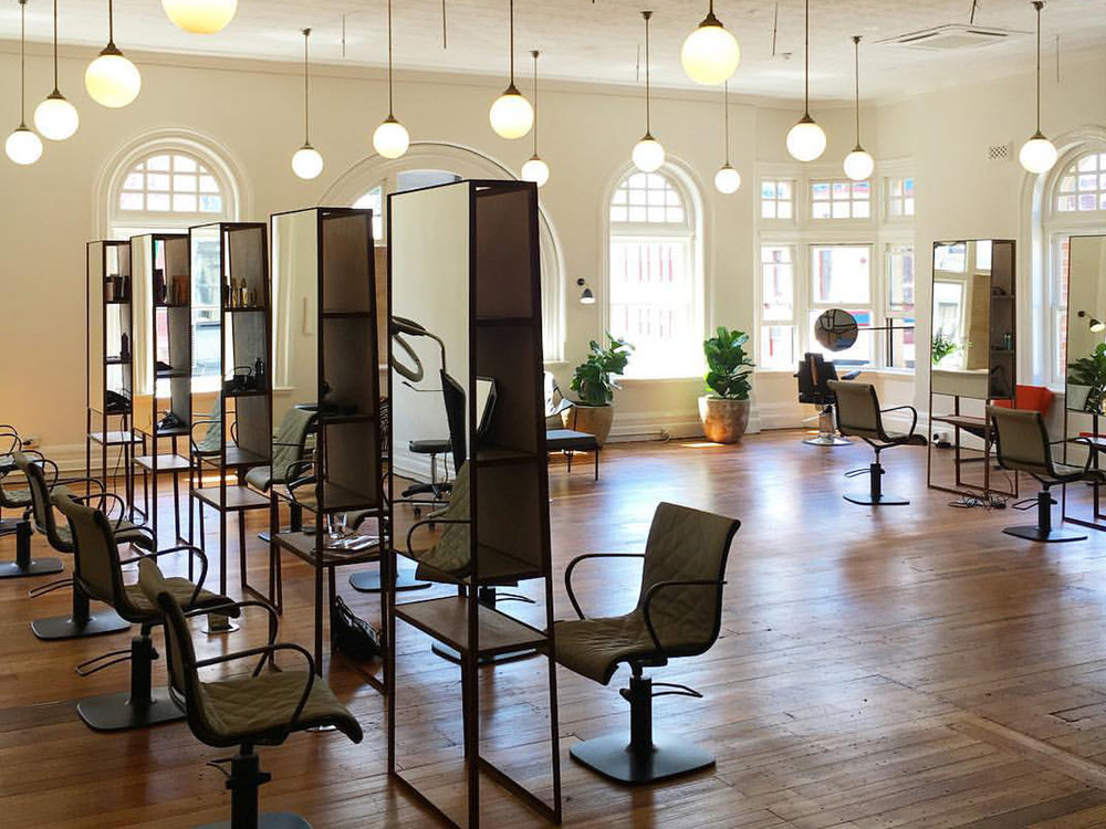 A+H Salon - A unique space created in the heritage building that once housed the Newtown Post Office, A+H Salon is the home to expert cutters, stylists and colouristsLevel 5 / 292 King Street,Newtown, NSW02 9565 5622VISIT AUDREY & HIM SALONS