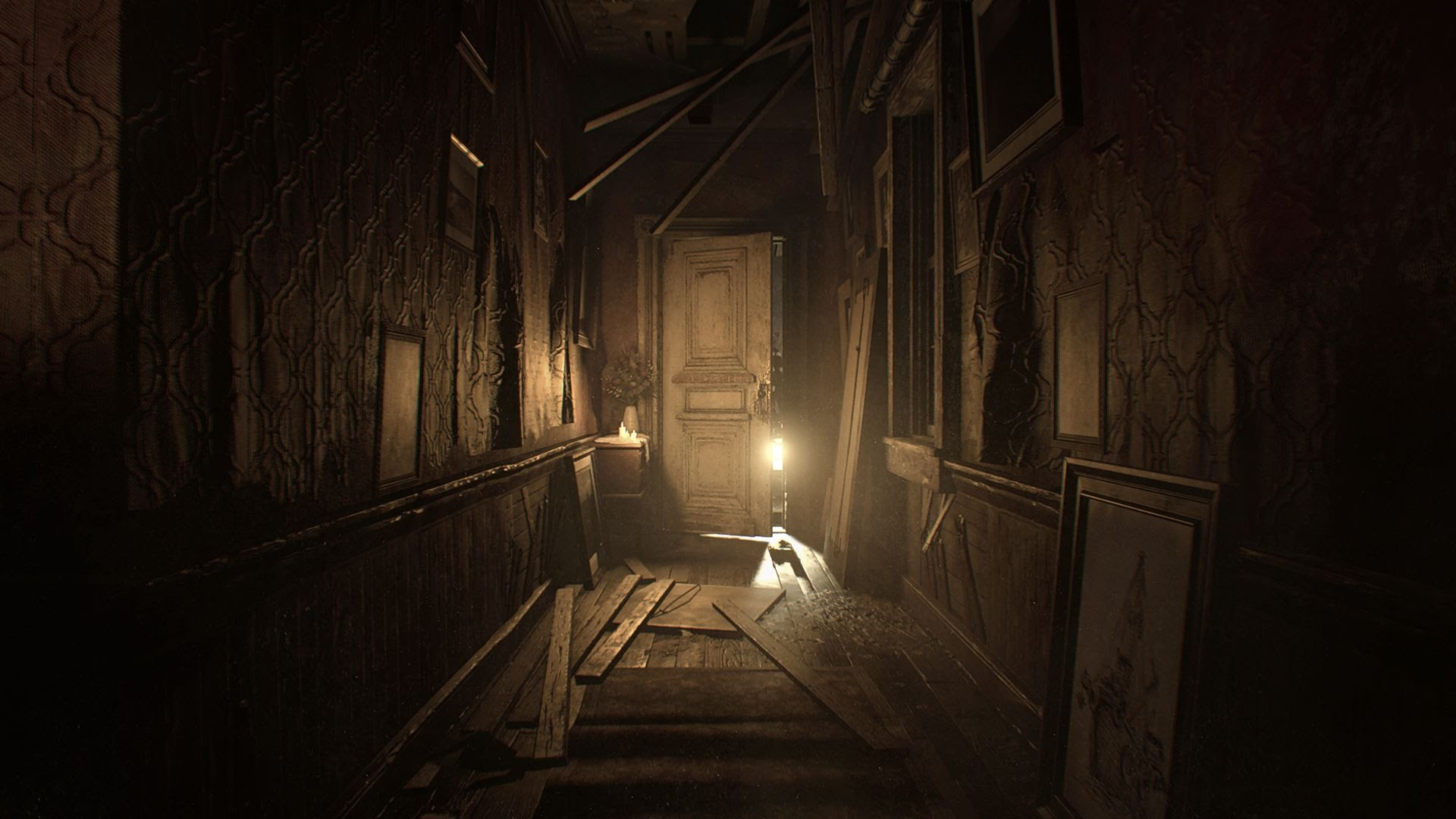 Resident Evil 7 Part 2 The Impotence Of The Reset Button Lapses