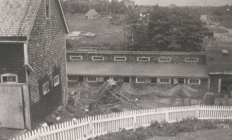 AW Evans Farm East Preston 1949