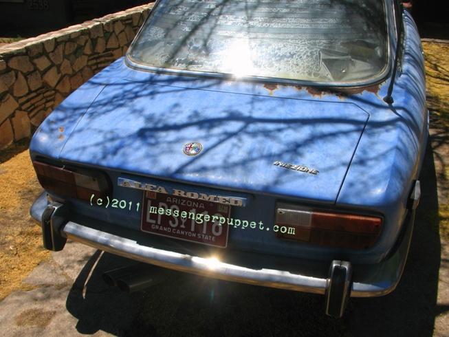 Alfa Romeo Iniezione