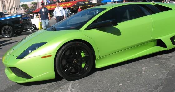 Lamborghini Murcielago SEMA