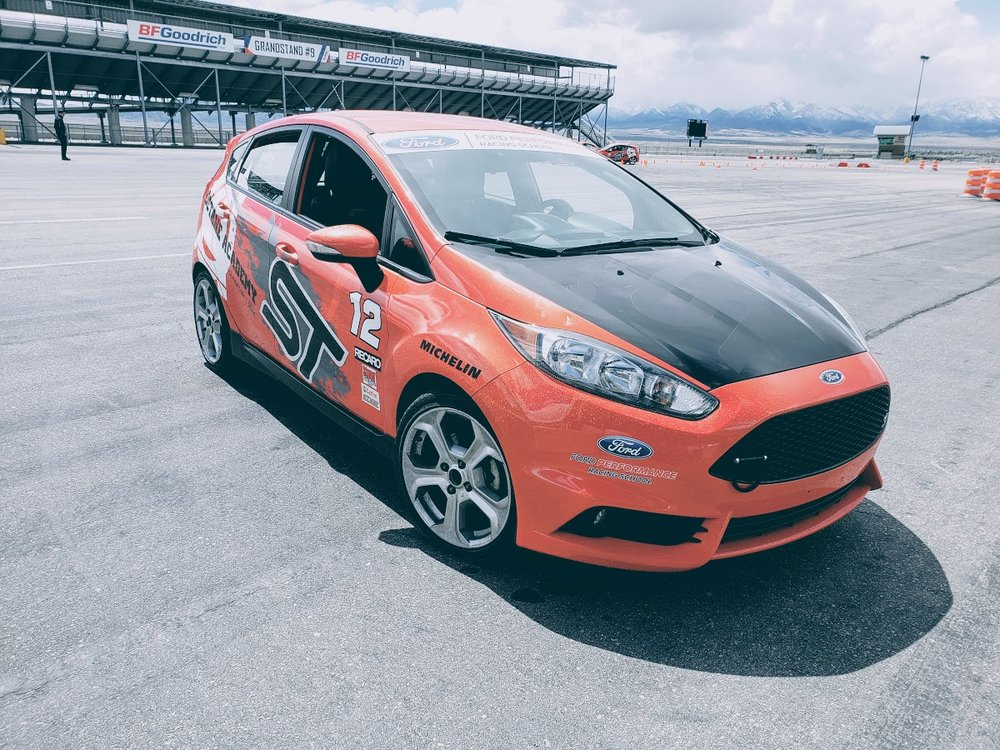 The #12 #Ford #FordPerformance #  FiestaST