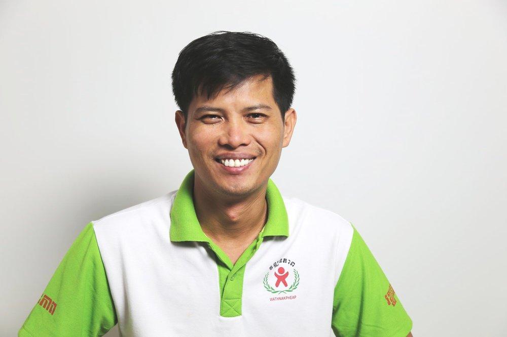 Mr Seng Vork - Program Coordinator