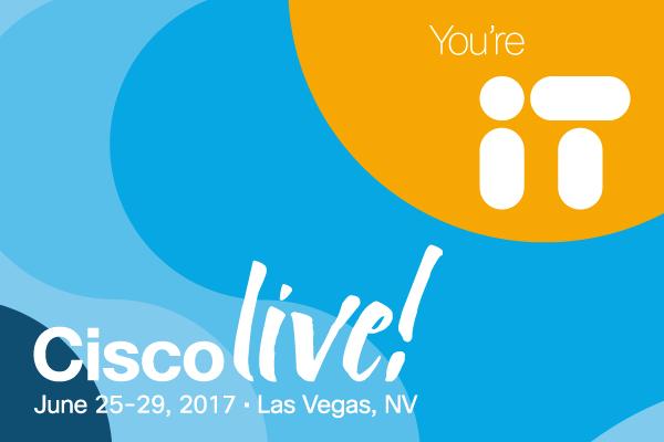 Cisco Live US 2017 — Barefoot Labbing