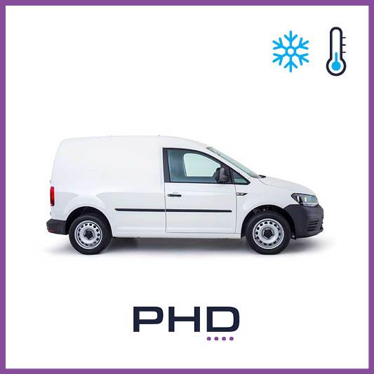 Half Tonne Van - Half Tonne Refrigerated Van (Suzuki APV / Volkswagen Caddy)$88 (Daily rate)