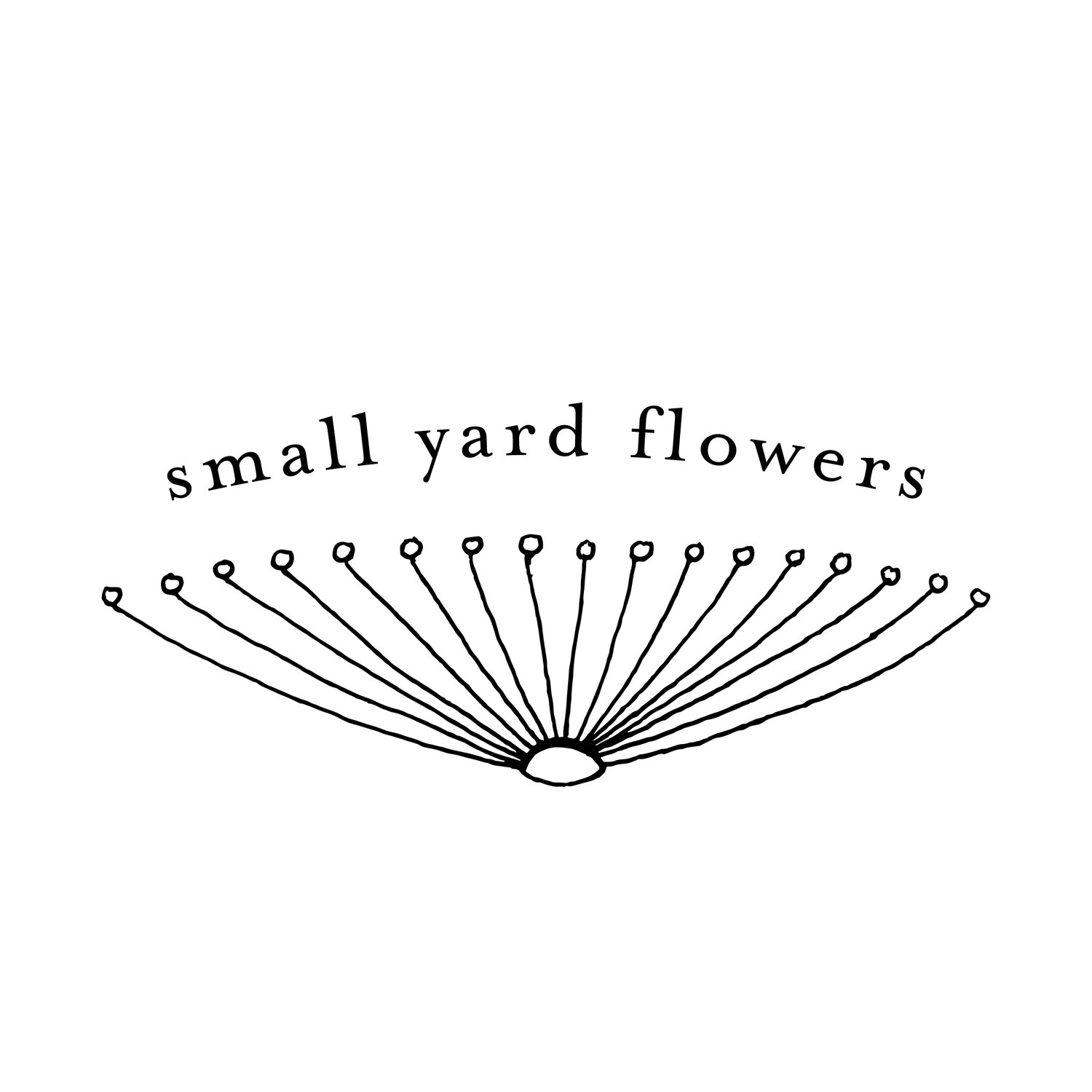 Small Yard Flowers