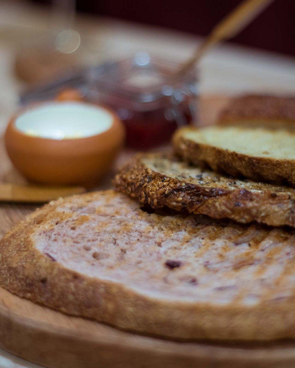 Tabla de panes