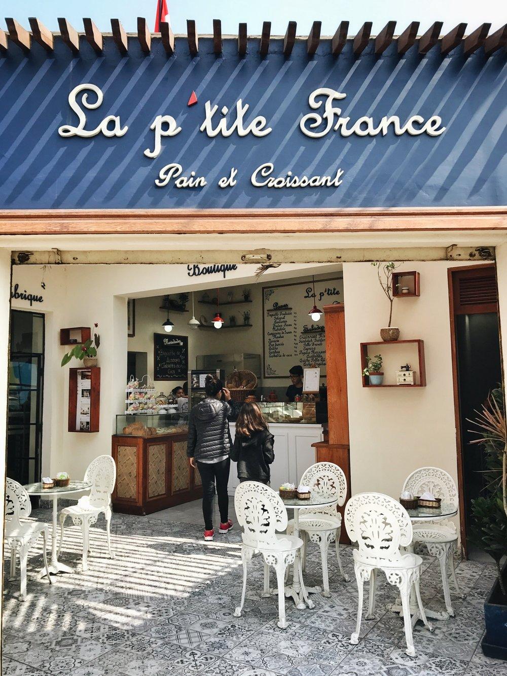 La p´tite France