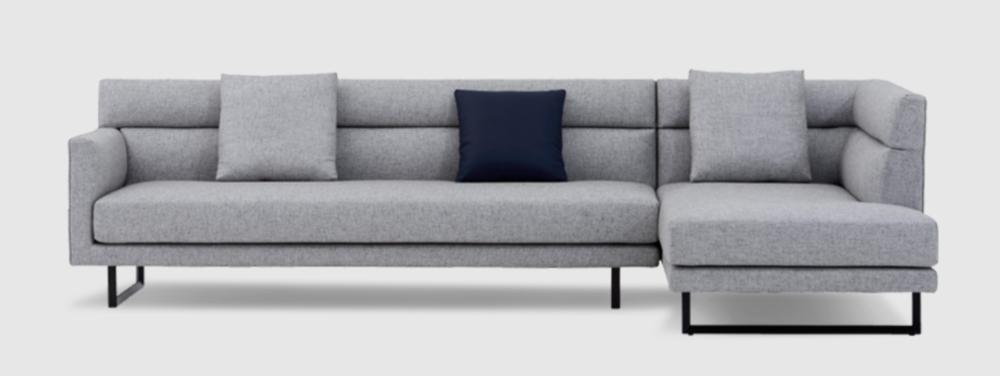 Me veo durmiendo muy cómoda en el sofá Amor de Camerich