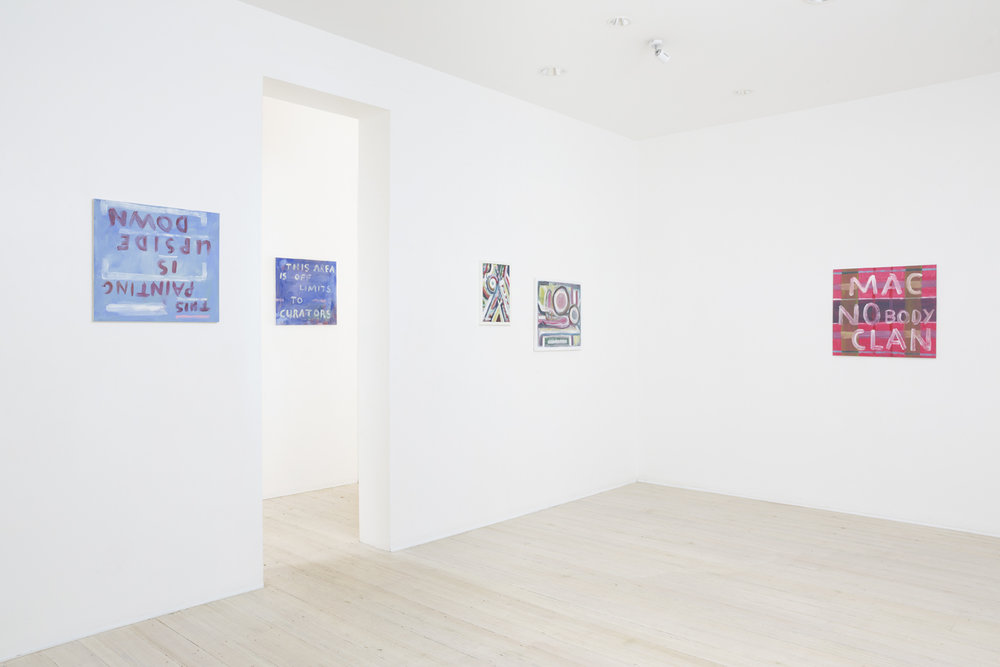 SIMON BLAU & JELLE VAN DEN BERG  CO-OP  20 JAN – 13 FEB 2016