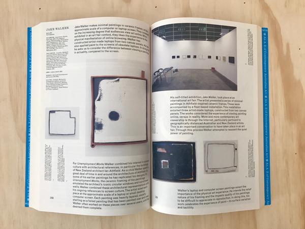 JAKE WALKER is profiled in  Australiana to Zeitgeist , a new title on contemporary Australian art by Melissa Loughnan