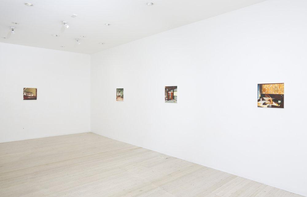 David Ralph, artist, exhibition, gallery 9