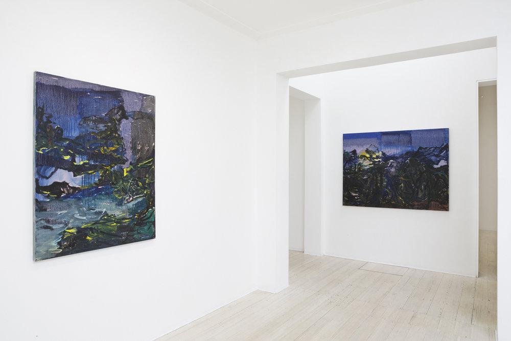 Michael Taylor, artist, exhibition, gallery 9