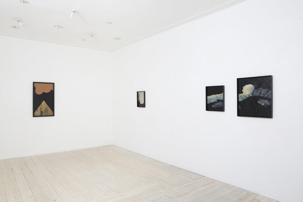 Eloise Kirk, artist, exhibition, gallery 9