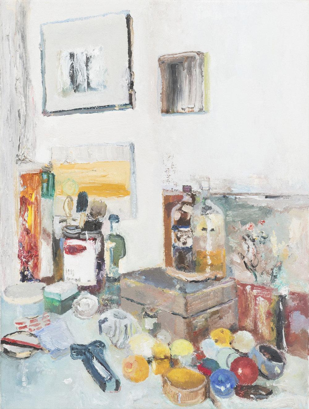 JELLE VAN DEN BERG  Raku 2014 40 ×30 cm