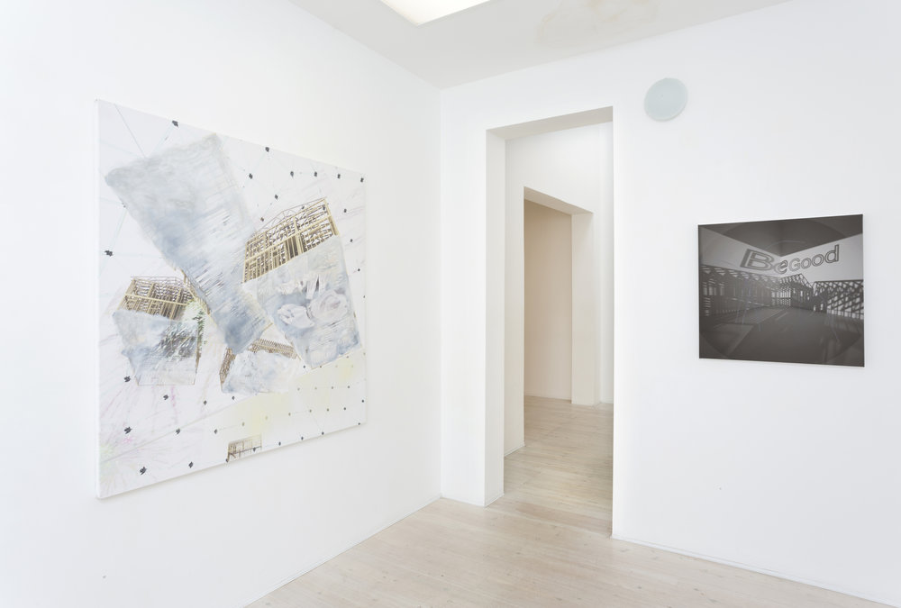 Peter Alwast, artist, exhibition, gallery 9