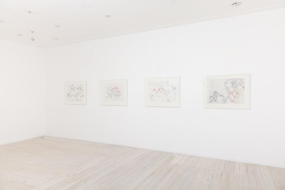 Viv Miller, artist, exhibition, Gallery 9