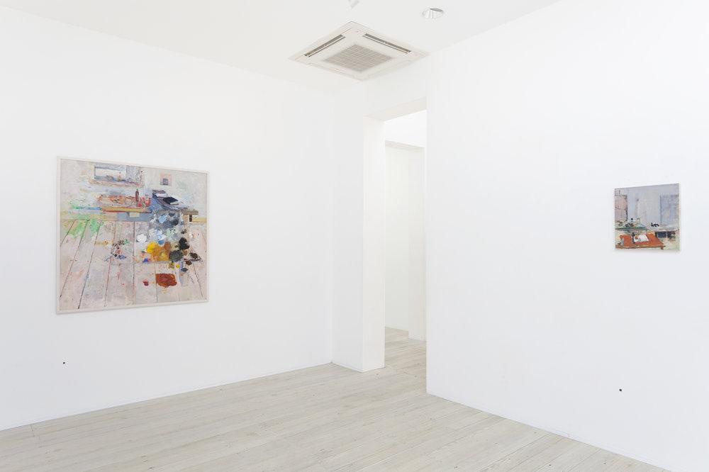 Jelle Van Den Berg, artist, exhibition, Gallery 9