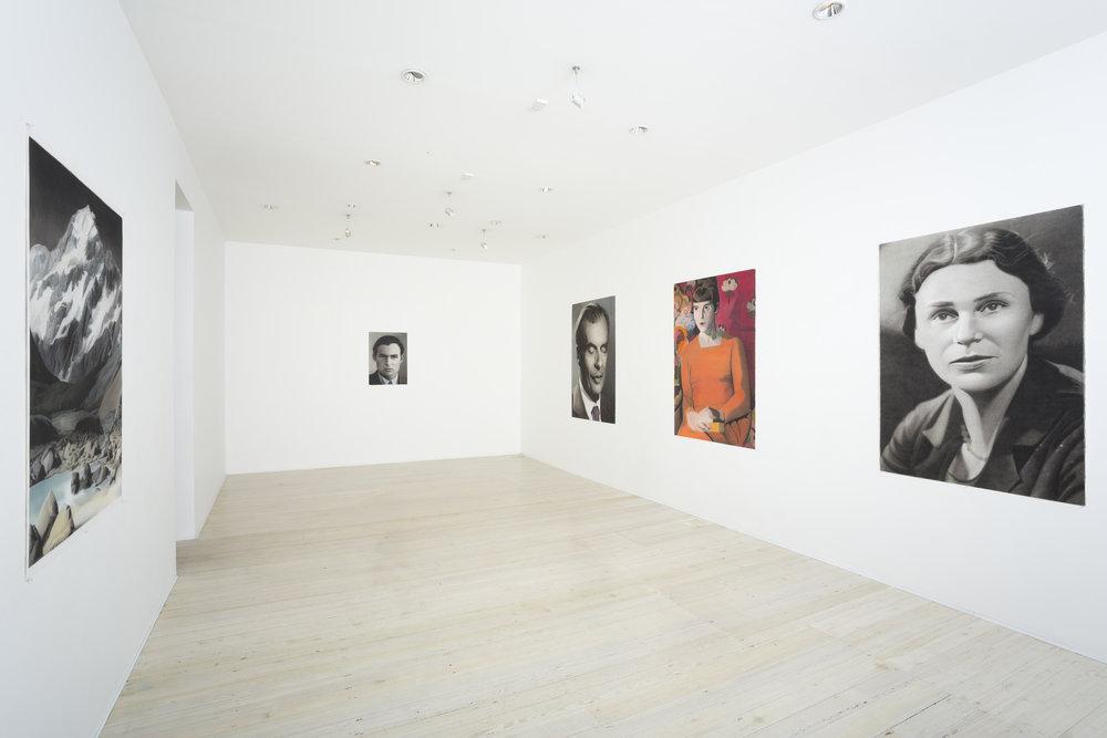 Simon Kennedy, artist, exhibition, Gallery 9