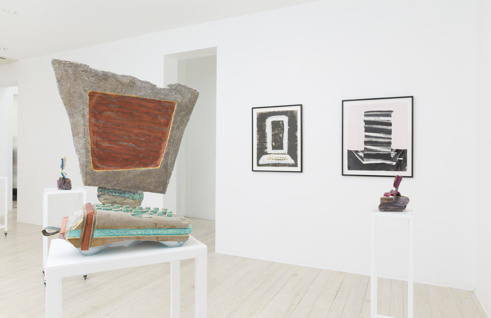 Andrzeji Zielinski, artist, exhibition, Gallery 9