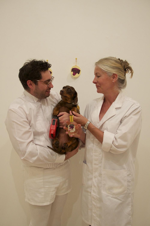 David, Teena and assistant Kate Sands300dpi .jpg