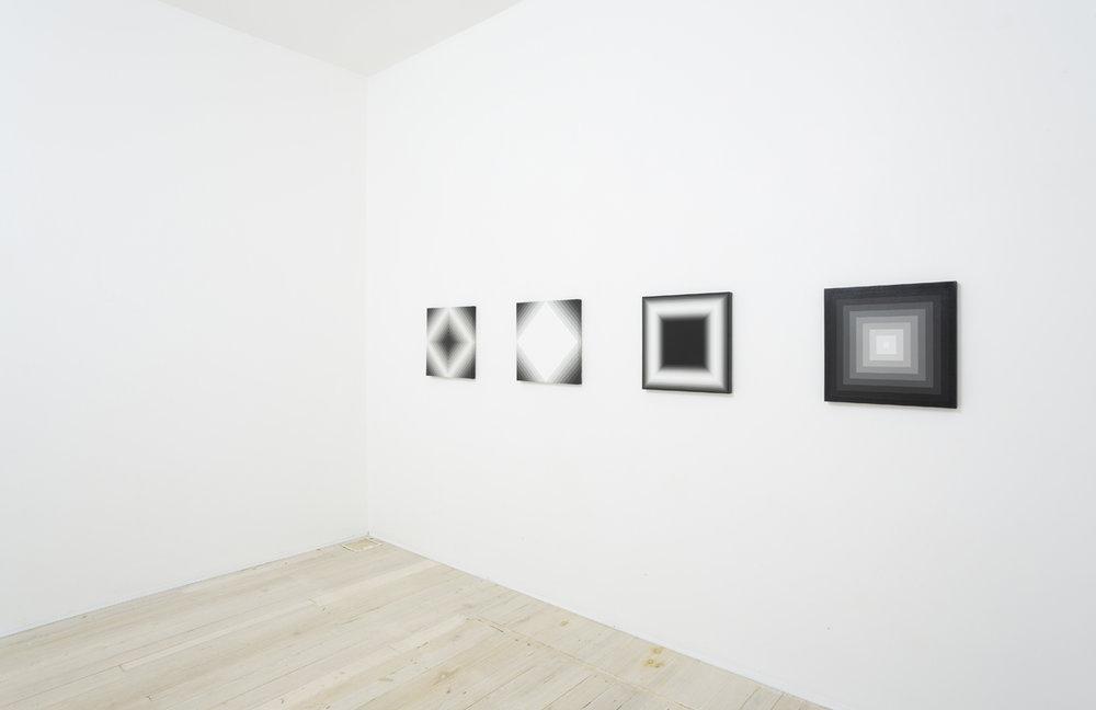 Magda Cebokli, Gallery 9, Exhibition