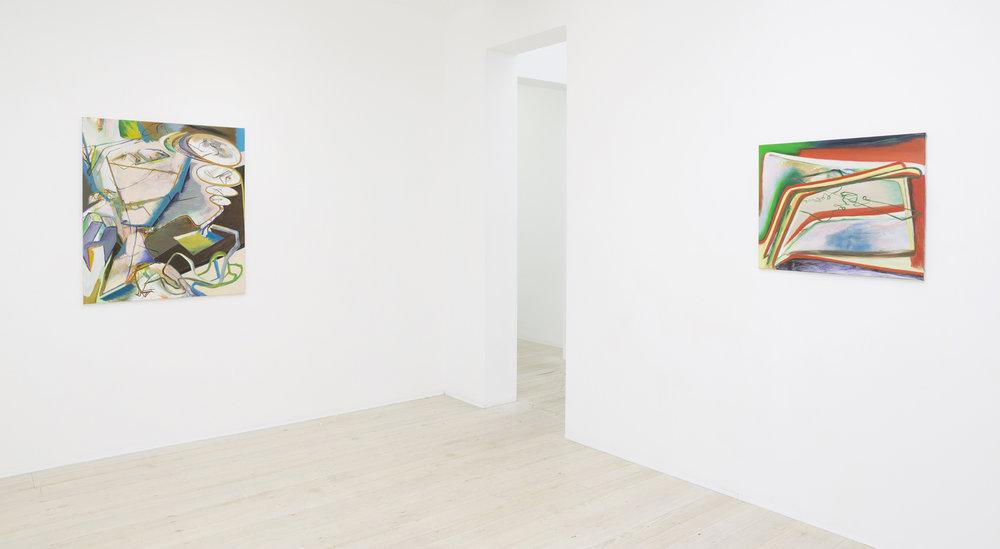 david Palliser, Gallery 9