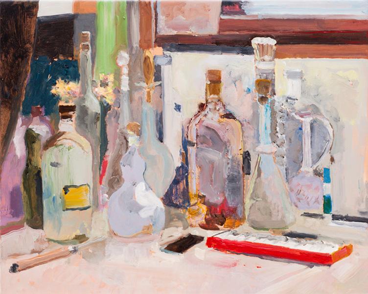 Jelle Van Den Berg, Artist, Gallery 9