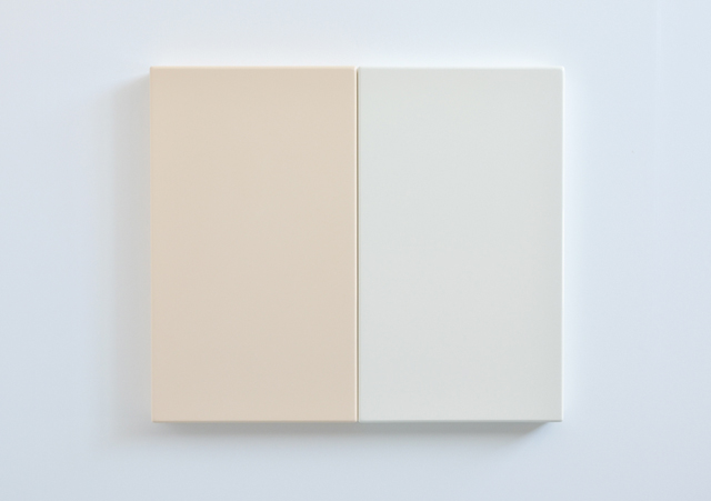 SUZIE IDIENS  Flesh White  2012 MDF, Polyurethane 69 ×80 ×7 cm