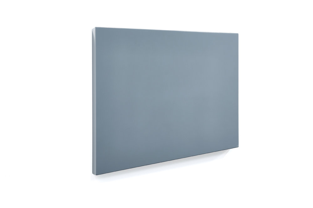 SUZIE IDIENS Untitled #4 2016 MDF, polyurethane 60 × 64 × 6 cm