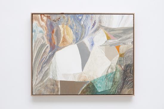 JAKE WALKER  No Trouble  2009 oil on canvas board 42 ×52.5 cm