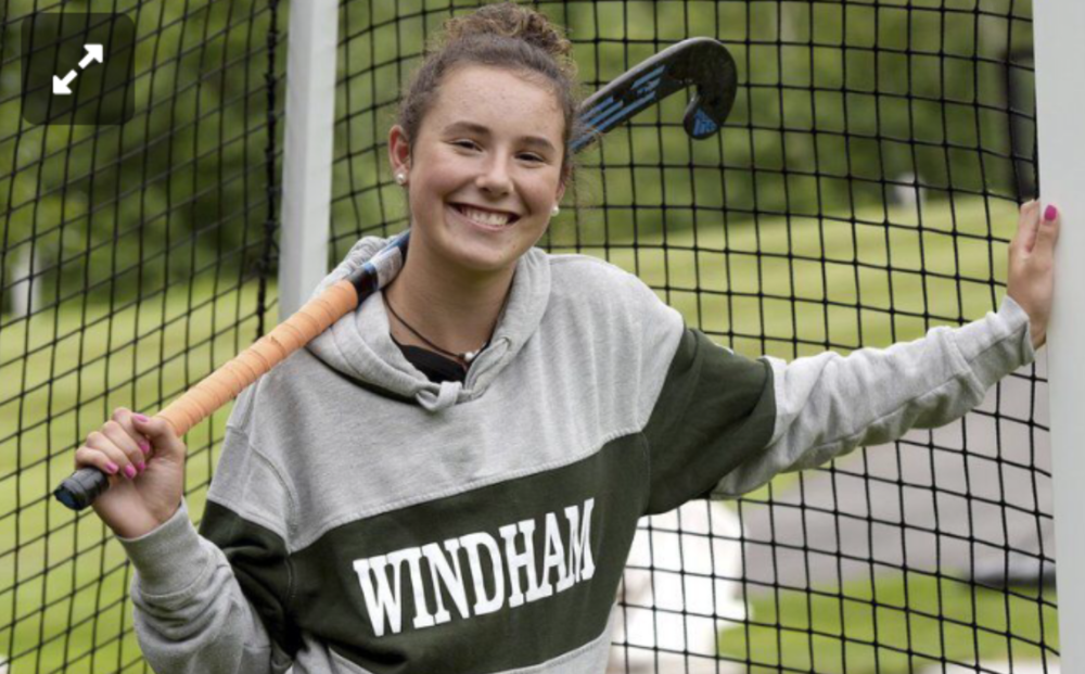 Katherine Blaisdell - School: WindhamClub: Northeast ElitePosition: Midfield