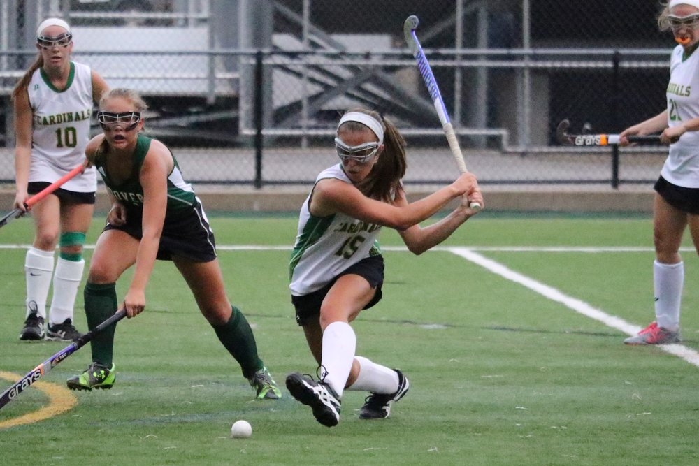 Sarah Coyle's game winning goal.