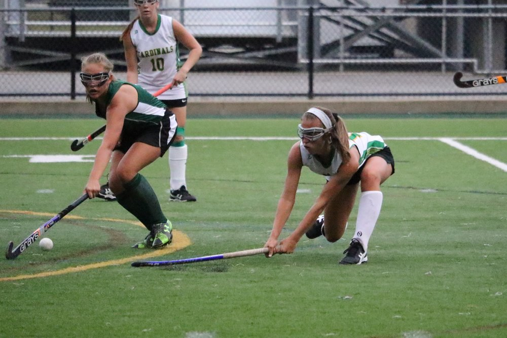 Sarah Coyle's game winning goal