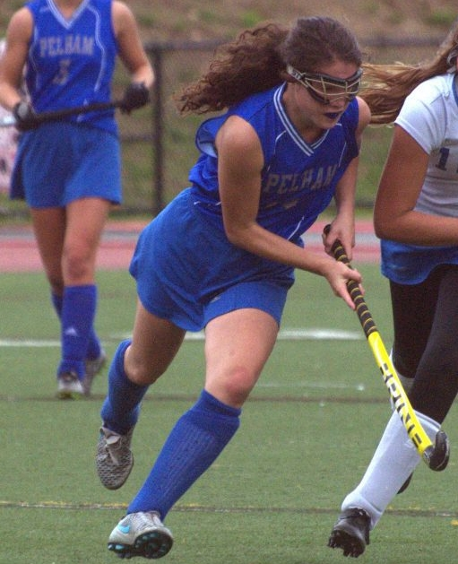 Division 3 Player of the Week - Abby BevensForwardPelhamPhoto Cred: nh-highschoolsports