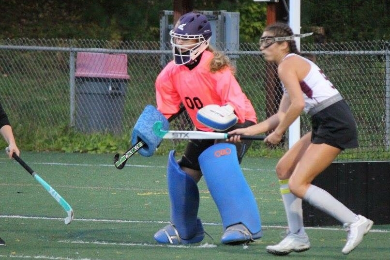 Division 3 Player of the Week - Abby DuhaimeGoalieMascoma