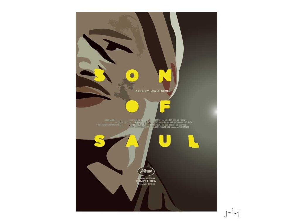 Son of Saul - Film Poster