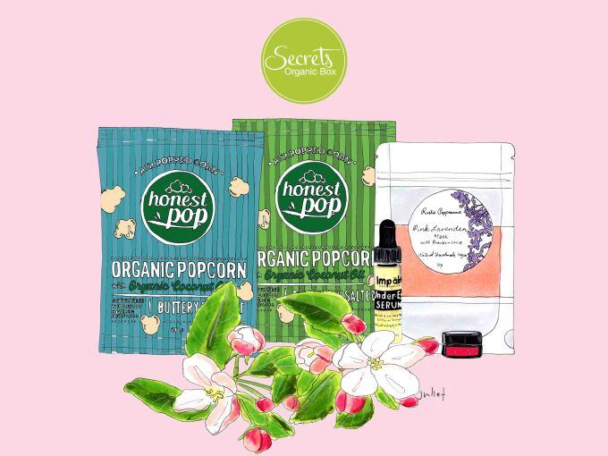 Secrets Organic Box