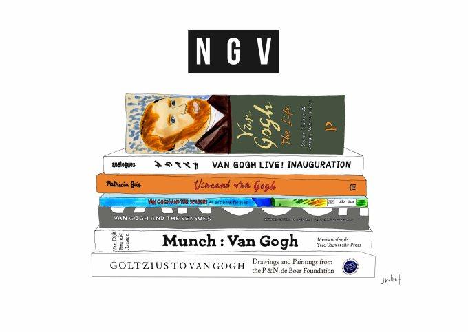 Van Goh Books